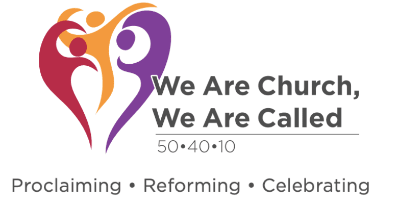 ELCA We Are Called 50-40-10 Logo