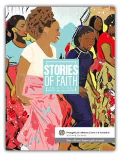 2020 Stories of Faith in Action Cover